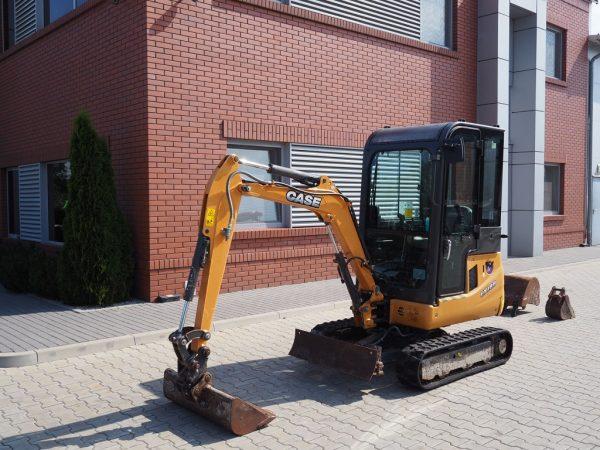 (Polski) CASE CX18B