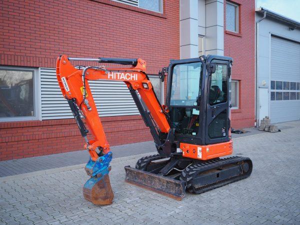 (Polski) Hitachi ZX26 U-5